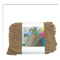 Poche pour plantation en coco