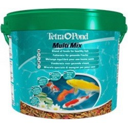 Tetra pond multi mix 10 litres
