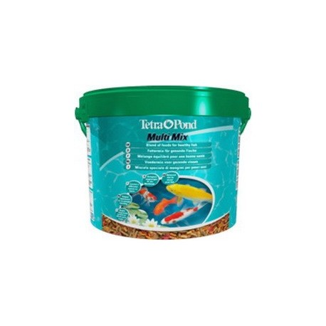 Tetra pond multi mix 10 litres