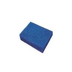 Mousse bleu 100 x 100 x10 cm