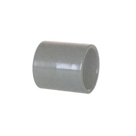Raccord PVC Droit 20 mm