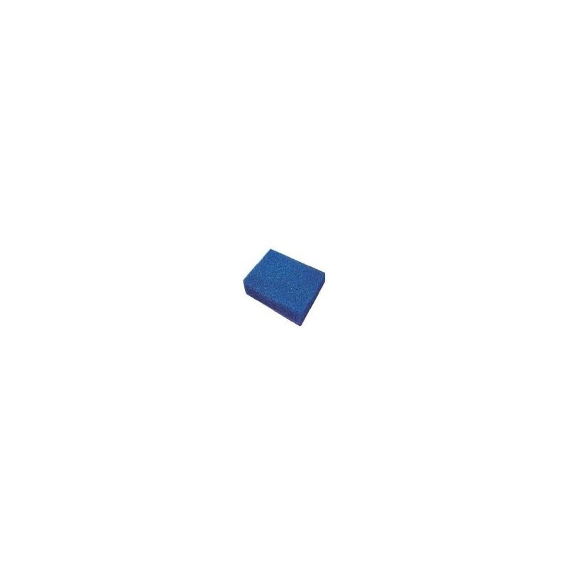 Mousse bleue 200x100x5cm jm distribution for Bache epdm bleu