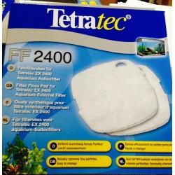 Lot de 2 ouates pour filtre TETRA EX 2400