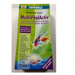 Multi Vital Activ 550ml Dennerle