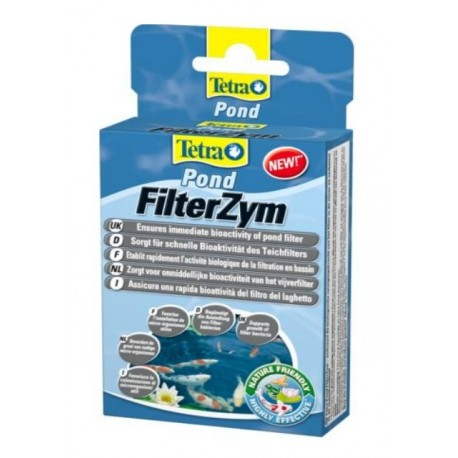 Tetra Pond FilterZym 10 gélules