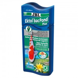 JBL Ektol bacPond plus 500ml pour 10 000 litres