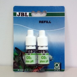 Recharge Test JBL CO2 Plus pH