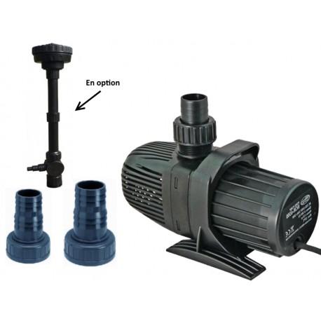 Pompe nc 6500l h fontaines cascades et filtration jm for Pompe cascade