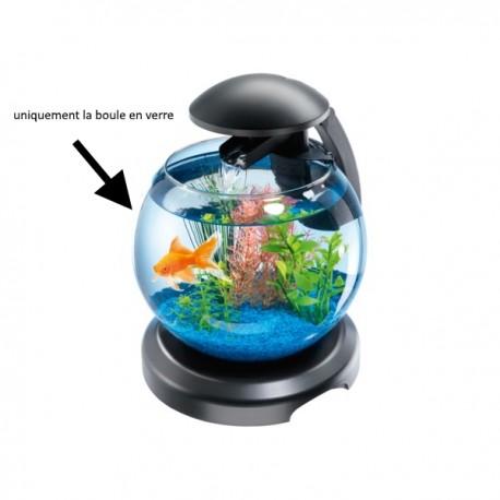 Boule en verre cascade globe