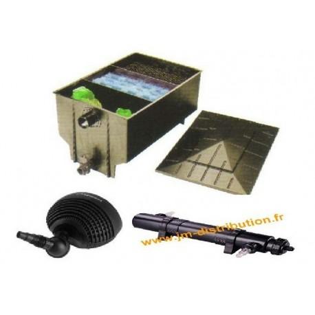 kit filtration 40.000 litres