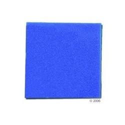 Mousse bleu 50x50x5 cm.
