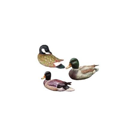 Trio de canard 13cm