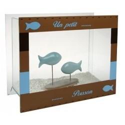 """Aquarium """"un petit poisson"""""""