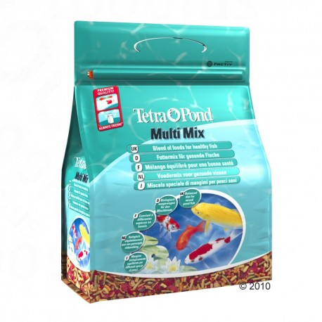 Tetra pond multi mix 4 litres