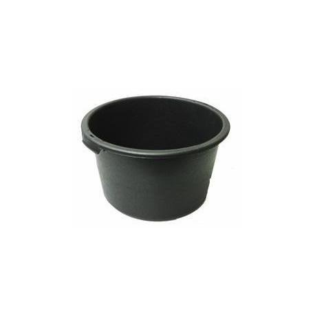 Bac noir PE diamètre 68 cm