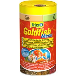 Goldfish menu 250ml