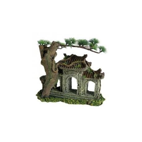 Decor arche pagode