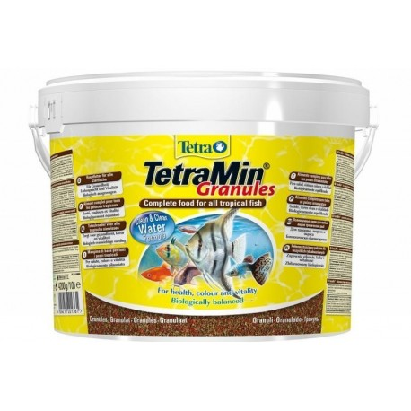 Tetramin granules 10 litres