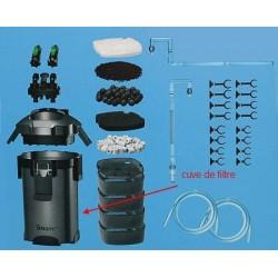Cuve de filtre Tetratec EX400