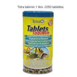 Tetra Tabi Min 1 litre / 2050 tablettes