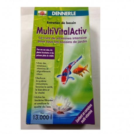 Multi Vital Activ 550ml Dennerle
