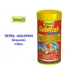 tetra goldfish granules 1 litre