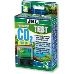 Test JBL permanent CO2 Plus pH