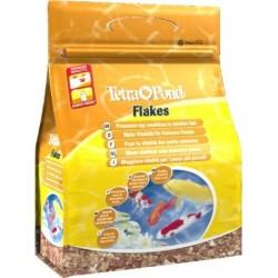 Tetra pond flakes 4 litres